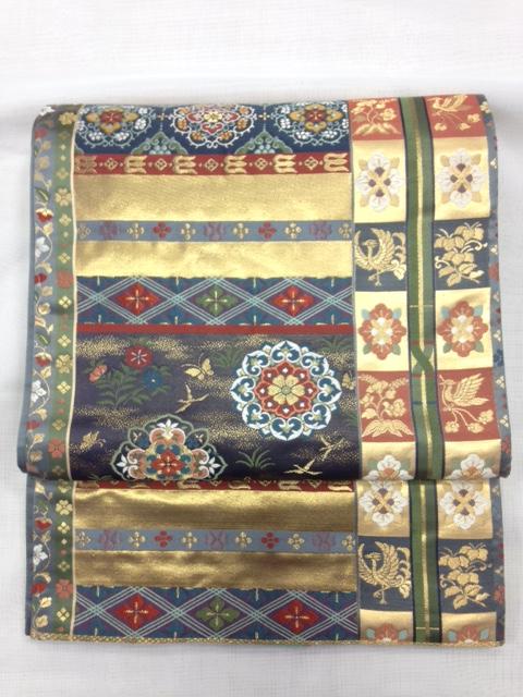 西陣となみ織物袋帯